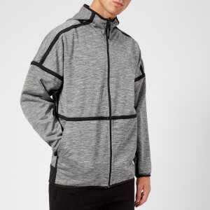 adidas Men's ZNE Reversible Hoody - Storm Heather/Black