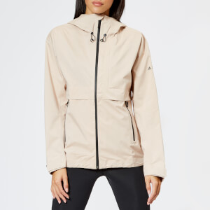 adidas Woman's Terrex Swift Pro 2.5 Jacket - Ash Pearl