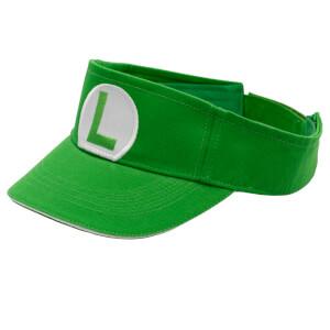 Luigi Tennis Visor