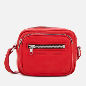 McQ Alexander McQueen Women's Cross Body Bag - Riot Red