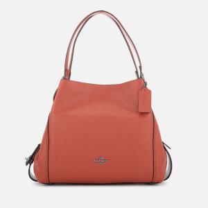 Coach Women's Edie 31 Shoulder Bag - Terracotta