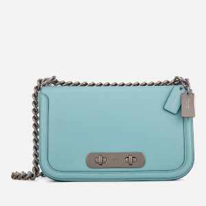 Coach Women's Swagger Shoulder Bag - Cloud