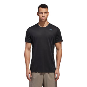 adidas Men's Supernova Running T-Shirt - Black