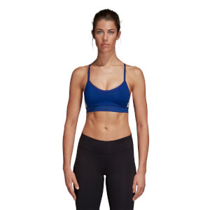 adidas Women's 3 Stripe Sports Bra
