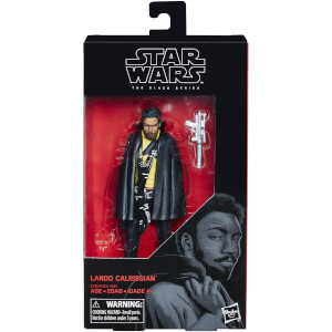 Figurine Lando Calrissian Black Series Star Wars 30 cm - Hasbro