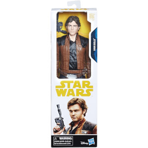 Hasbro Solo: A Star Wars Story 12-Inch Han Solo Figure