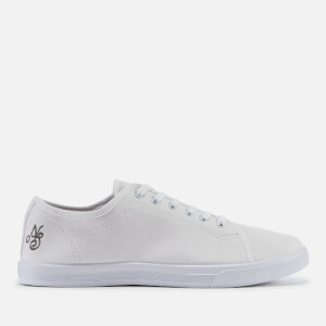 Native Shore Men's Coast Plimsolls - White