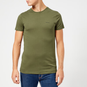 Diesel Men's Jake 3 Pack T-Shirts - Khaki/Navy/Black