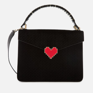 Les Petits Joueurs Women's Pixie Lolita Bag - Black
