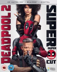 Deadpool 2 - 4K Ultra HD