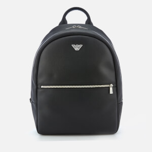 Emporio Armani Men's Backpack - Black