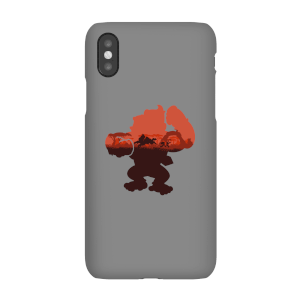 Coque Silhouette Donkey Kong Serengeti - iPhone & Android