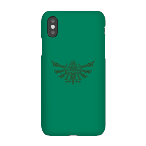 Nintendo The Legend Of Zelda Tribal Hyrule Crest Phone Case