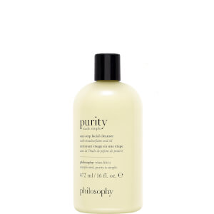 philosophy Purity One-Step detergente viso 480 ml