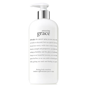 Émulsion Raffermissante Parfumée pour le Corps Amazing Grace philosophy 480 ml