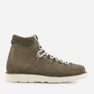 Diemme Men's Roccia Vet Suede Lace Up Boots - Olive