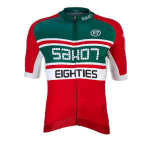 Sako7 The Eighties Jersey - Red