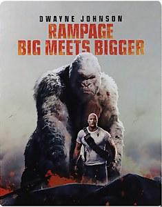Rampage - Steelbook