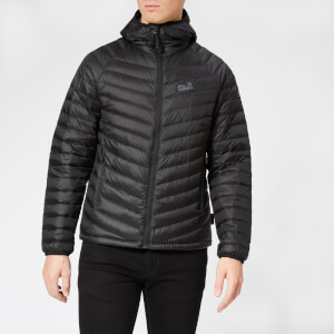 Jack Wolfskin Men's Atmosphere Jacket - Black