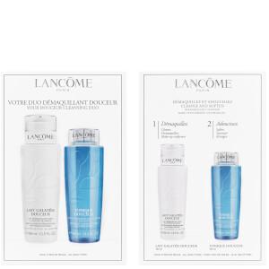 Lancôme Douceur Cleansing Duo Set 400ml