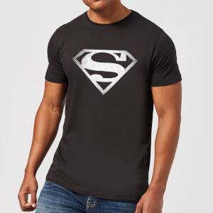 DC Originals Superman Spot Logo T-shirt - Zwart