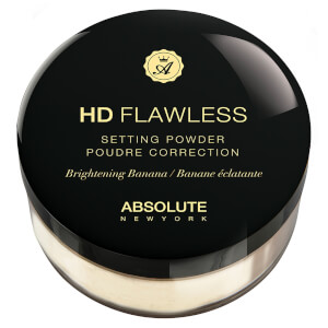 ABSOLUTE NEW YORK Hd Flawless Setting Powder - Brightening Banana