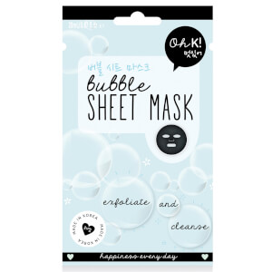 Oh K! Sheet Mask – Bubble 22 ml