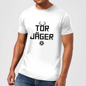 Fussball Weltmeisterschaft Torjäger Herren T-Shirt - Weiß