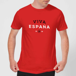 Viva Espana Men's T-Shirt - Red
