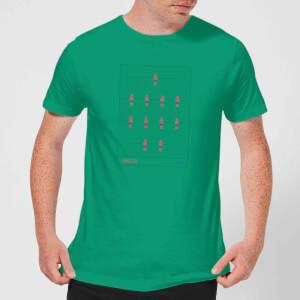 Fooseball Espana Herren T-Shirt - Grün