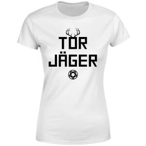 TOR JAGER Women's T-Shirt - White