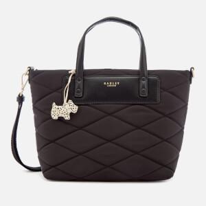 Radley Women's Charleston Medium Multiway Grab Ziptop Tote Bag - Black