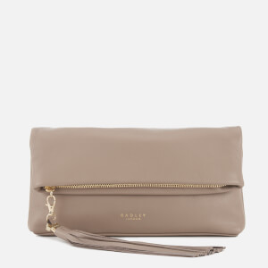 Radley Women's Hatfield Medium Clutch Foldover - Mink