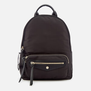 Radley Women's Merchant Hall Medium Backpack Ziptop - Black