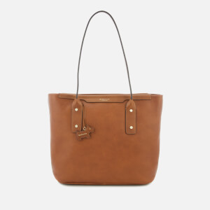 Radley Women's Patcham Palace Medium Tote Bag East West Shoulder Bag - Indus Tan