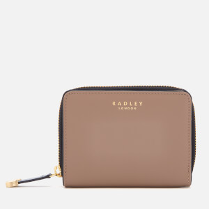 Radley Women's Arlington Street Medium Zip Around Purse - Mink