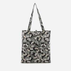 Radley Women's Data Dog Foldaway Tote Bag - Black