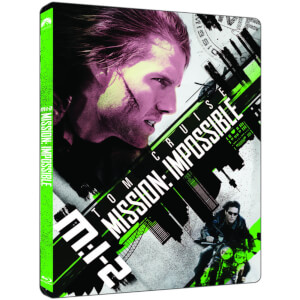 Mission Impossible II - 4K Ultra HD - Limited Edition Steelbook