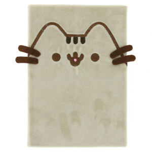 Pusheen Plush A5 Notebook