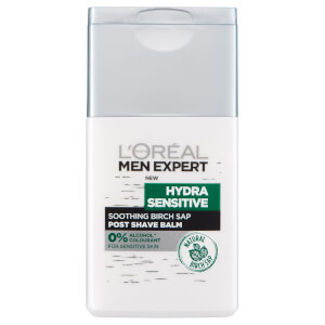 Bálsamo after-shave Hydra Sensitive de L'Oréal Paris Men Expert 125 ml