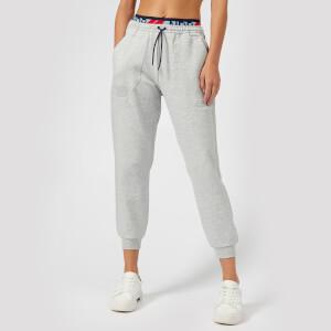 LNDR Women's Dander Track Pants - Grey Marl