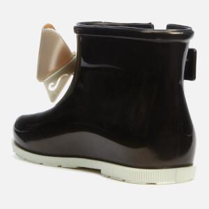 Mini Melissa Toddlers' Sugar Rain Fairy Boots - Moonlight: Image 3