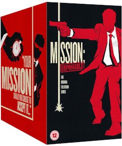 Mission Impossible - Series 1-7 Complete Boxset