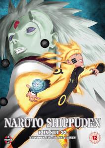 Naruto Shippuden - Box 33 (Episodes 416-430)
