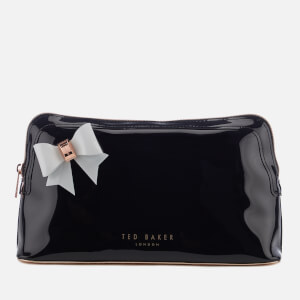 Ted Baker Women's Alley Bow Detail Wash Bag - Black