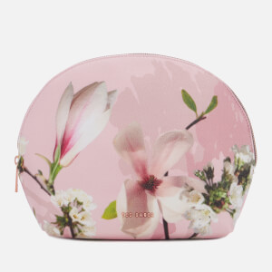 Ted Baker Women's Ocean Harmony Large Dome Wash Bag - Pale Pink