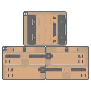 Nintendo Labo Toy-Con 02: Robot Kit: Replacement Pack (Straps)