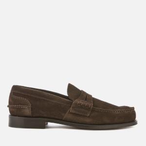 Church's Men's Pembrey Suede Loafers - Brown
