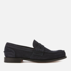 Church's Men's Pembrey Suede Loafers - Navy