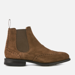 Church's Men's Ravenfield Suede Chelsea Boots - Sigar